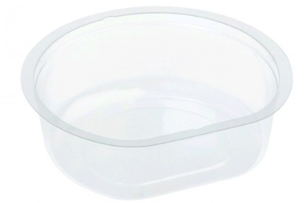 Einsatzbecher PLA zu Trinkbecher 0,3 l, klar