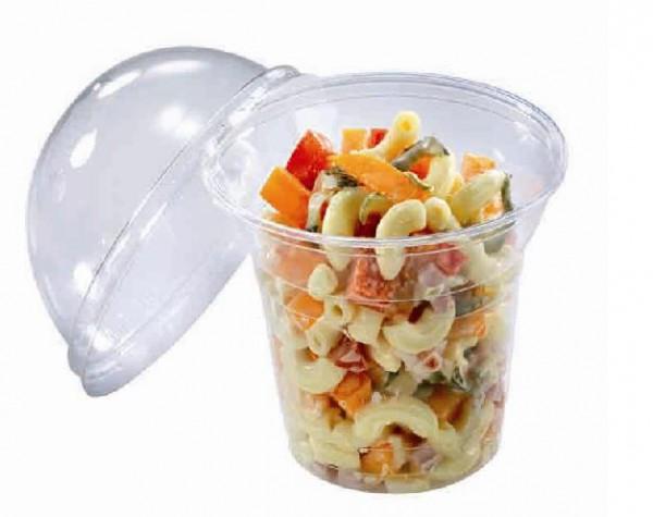 PLA Salat-Shaker/Desserschale 0,2l, 75 mm x 96 mm