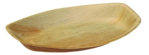 Palmblatt Platte klein, 30 x 20 x 2,5 cm - Patrai